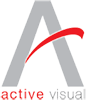 Active Visual Pte Ltd Logo